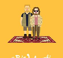 'The Big Lebowski' tribute by Olaf Cuadras
