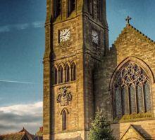 Peebles Parish Church Sticker