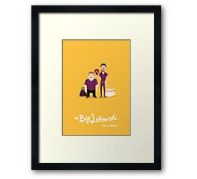 'The Big Lebowski' Framed Print