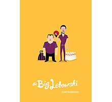 'The Big Lebowski' Photographic Print