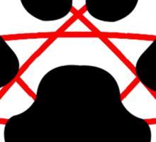 Atomic Paw Sticker