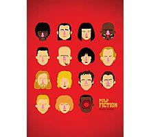 'Pulp Fiction' Photographic Print