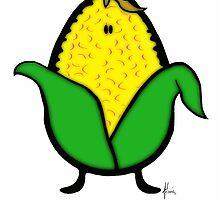 egg corn 1 by Mariette (flowie) van den Heever