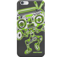 GHETTOBOT iPhone Case/Skin