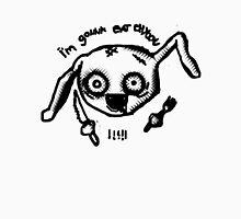 Funny Mad Bunny Unisex T-Shirt