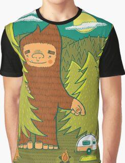The Big 3: Big Foot Graphic T-Shirt