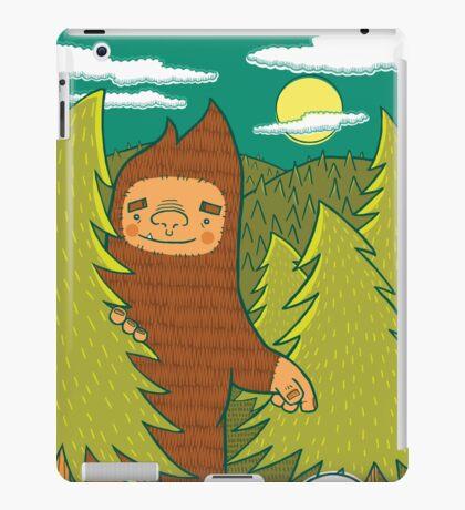 The Big 3: Big Foot iPad Case/Skin