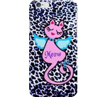 ღ°㋡Swanky-Angelic Cat Fantabulous iPhone & iPod Cases ㋡ღ° iPhone Case/Skin