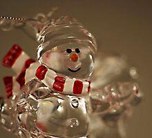 Skating Snowman by jenseye