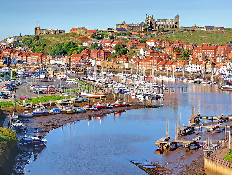 Whitby    by Colin  Williams Photography