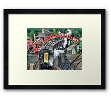 Goathland Station Framed Print