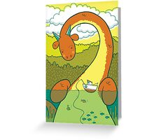 The Big 3: Loch Ness Greeting Card