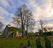 St Margaret of Antiochs Church, Linstead by Darren Burroughs