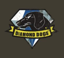Diamond Dogs Weathered by misterspotswood