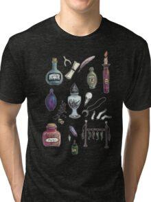 Witches' Stash Tri-blend T-Shirt