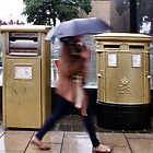 Our Golden Postboxes by Jazzdenski