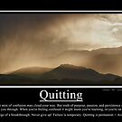 Quitting by wisdomwords