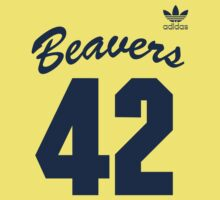Beavers Jersey #42 by adamcampen