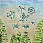 Snowflakes by thuraya o