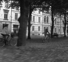 Cosmopolitan Bicycle Photograph by TheHolyGoof