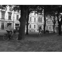 Cosmopolitan Bicycle Photograph Photographic Print
