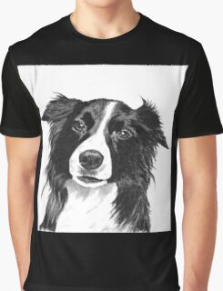 Border Collie Graphic T-Shirt