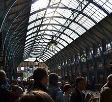 Train Station by nauruking