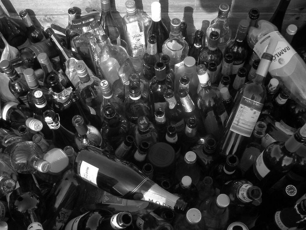 Loads of Bottles by TheHolyGoof