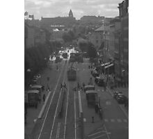 Main street in Gothenburg Photographic Print