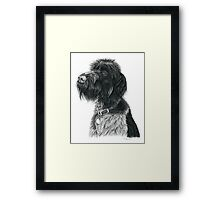Sprocket Framed Print