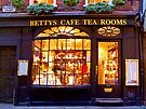 Bettys Tea Room - Stonegate York by Colin  Williams Photography