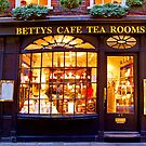 Bettys Tea Room - Stonegate York by Colin J Williams Photography