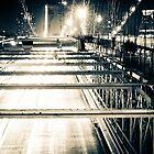 Brooklyn Bridge by Mike Reilly