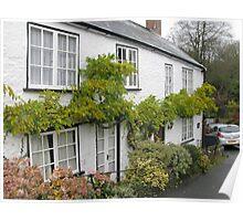 Uplyme Cottages Poster