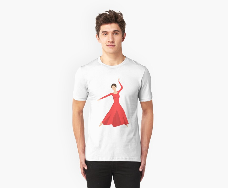 ballet dancer by Marishkayu