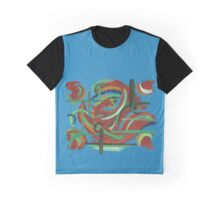 Abstract3 Graphic T-Shirt
