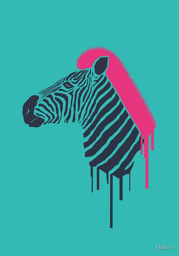 Zebra's Not Dead II by filiskun