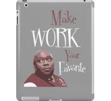 Elf - Make Work Your Favorite iPad Case/Skin