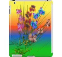 Patch Of Iris IPad case iPad Case/Skin