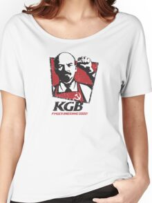 KGB Women's Relaxed Fit T-Shirt