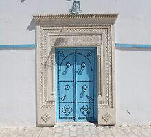 Blue door by mrivserg