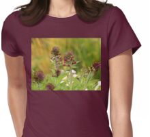 Red Beauty Womens Fitted T-Shirt