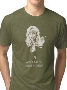 Twin Peaks - Laura Palmer Tri-blend T-Shirt