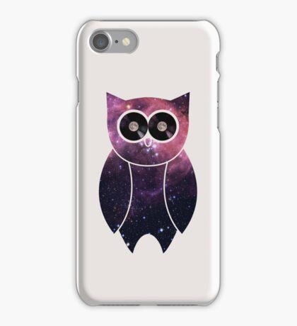 Owl Night Long iPhone Case/Skin