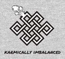 Karmically Imbalanced by AngryMongo