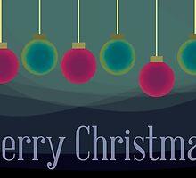 Ornaments - Christmas Card by charliesheets