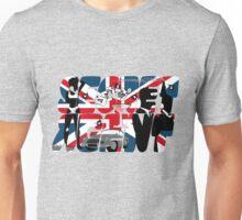 The most famous spy Unisex T-Shirt