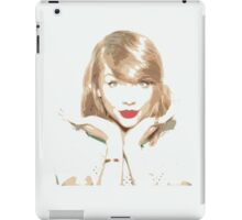 Tay sweetie  iPad Case/Skin
