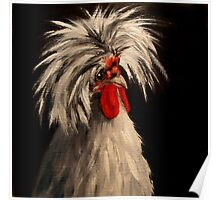 Polish Rooster Poster