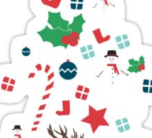 O Christmas Tree Sticker